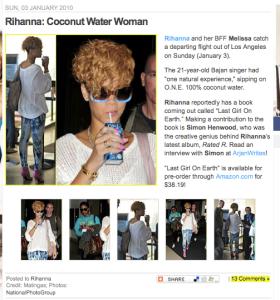 Rihanna JJ