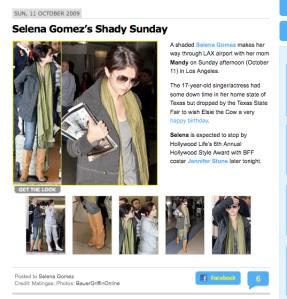 10-11-09 Selena Gomez JJr