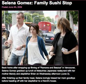 6-03-09 Selena Gomez GG