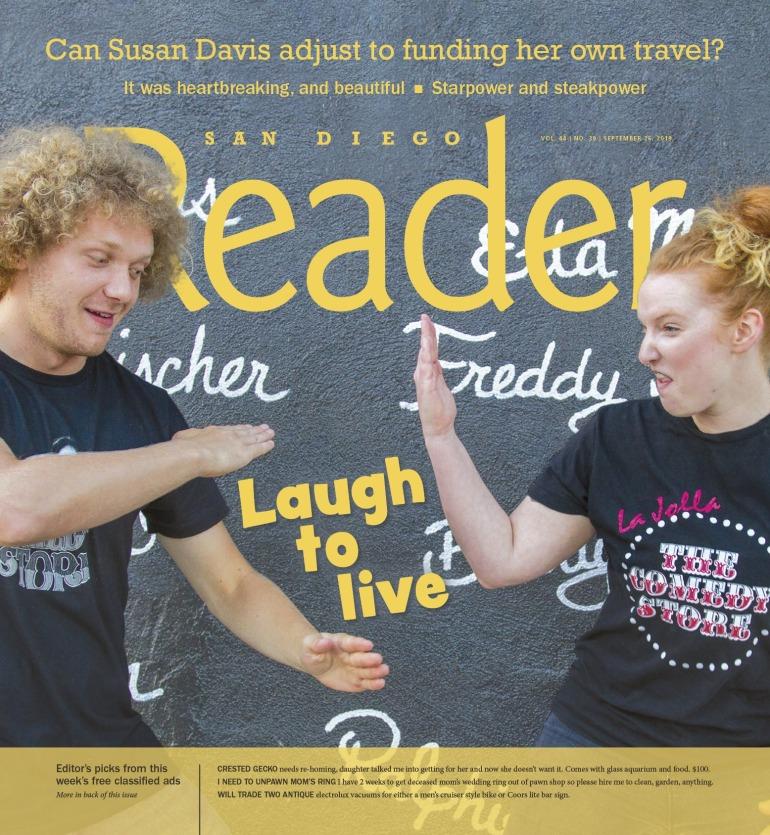 Reader-Cover-2019-09-26-Laugh-to-Live-CREDIT-Matthew-Suarez_t300